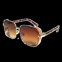 Sluneční Brýle GLASSA G824-hnědá