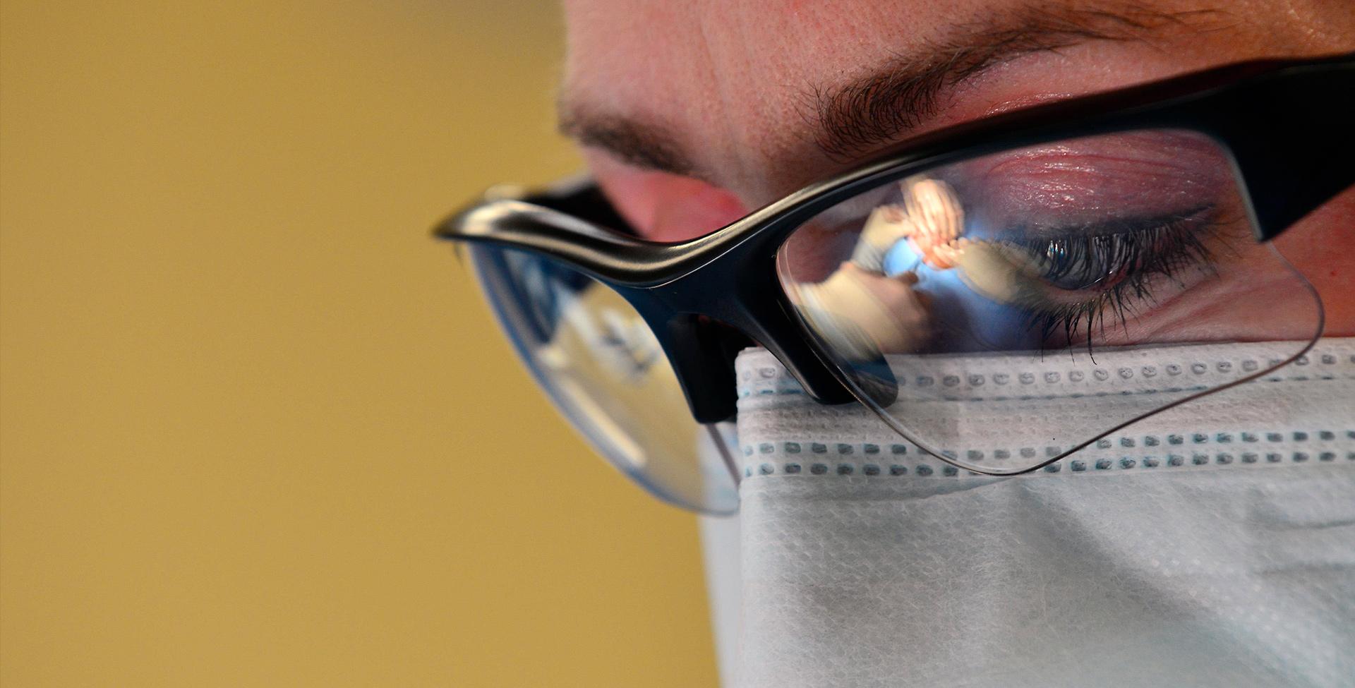 Ochranne bryle Glassa